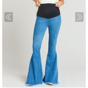 Show Me Your Mumu Maternity Jeans